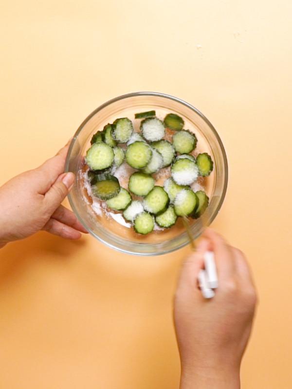 黄瓜干的做法图解