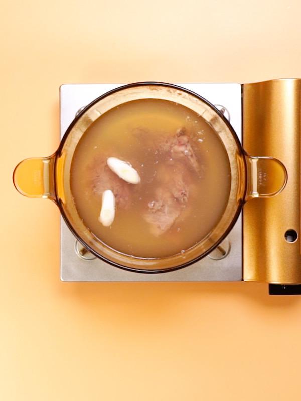 苦瓜排骨汤的做法图解