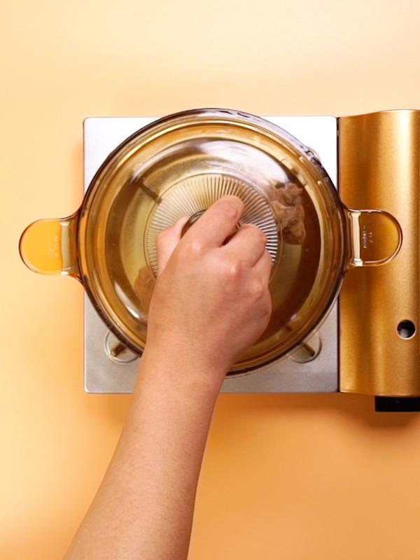 苦瓜排骨汤的家常做法