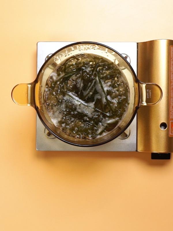辣炒海带丝的家常做法