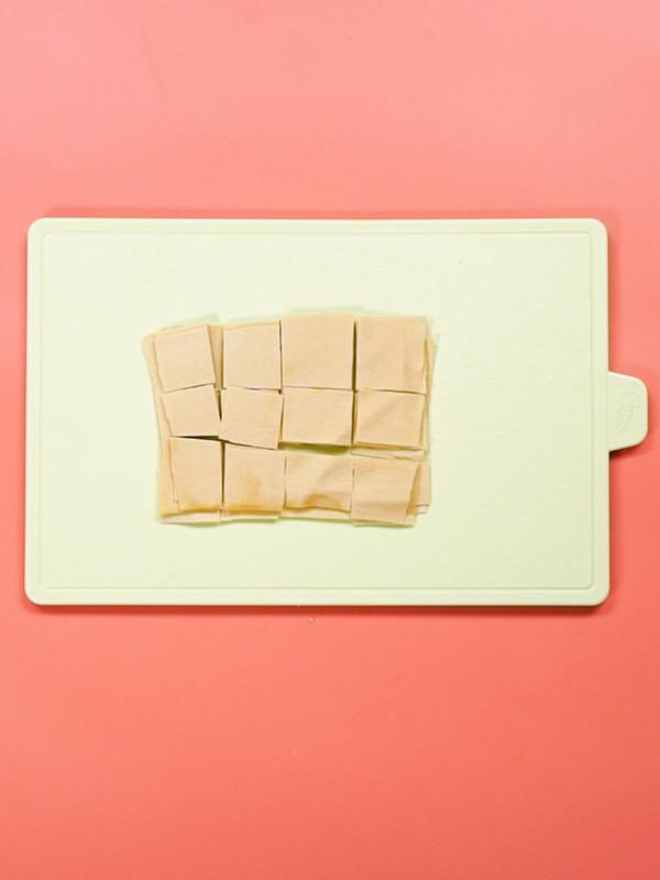 尖椒黄瓜干豆腐的做法大全