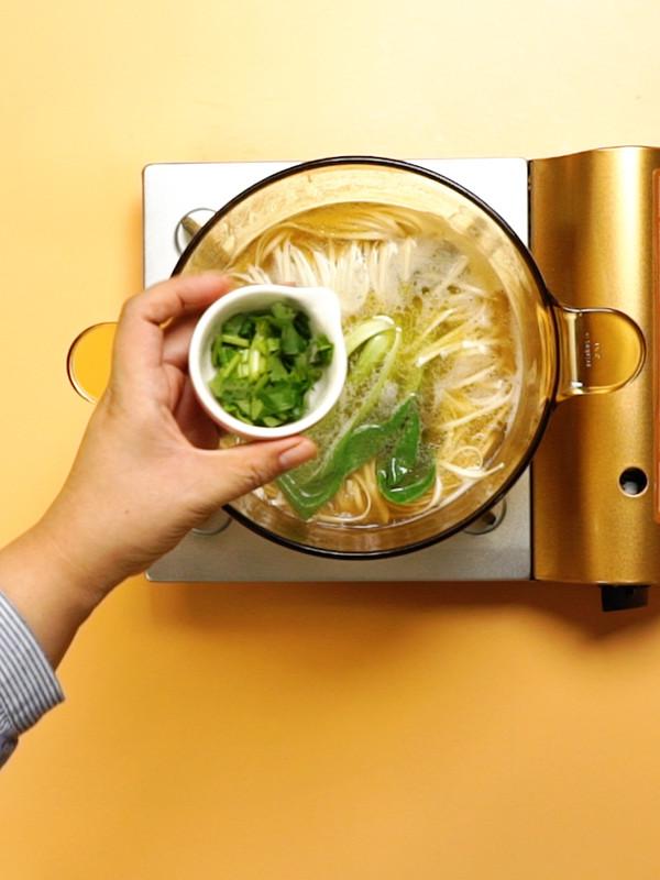 鱼汤面的简单做法