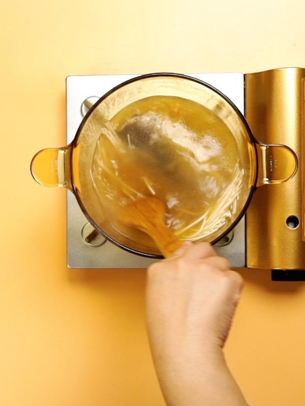 鱼汤面的家常做法