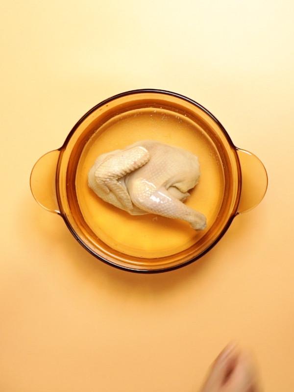 盐水鸡的家常做法
