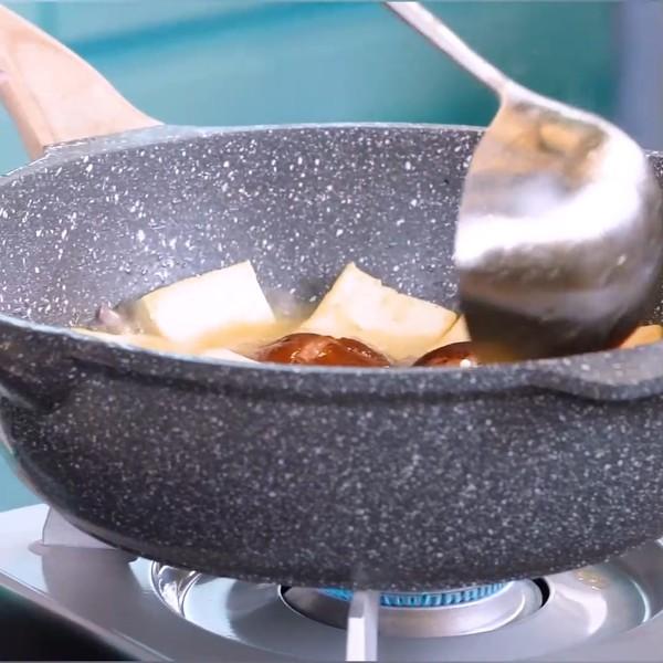 戴军下厨做汤小调寿喜锅,超鲜的步骤