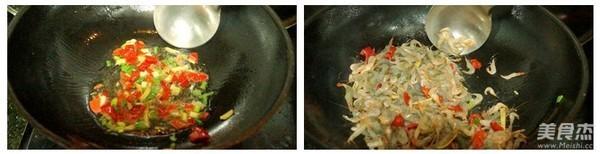 油爆野生小河虾的做法图解