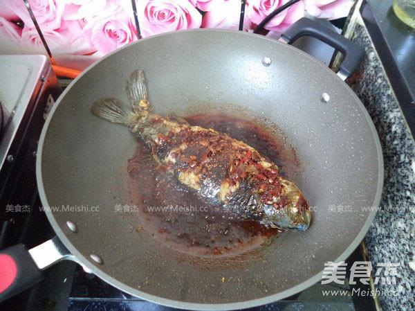 红烧鲫鱼怎样炒