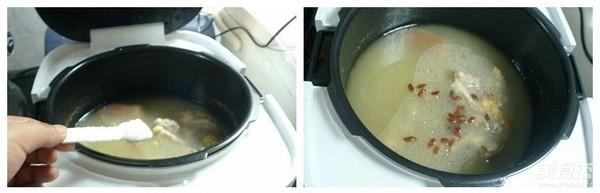 黄豆猪脚汤的简单做法