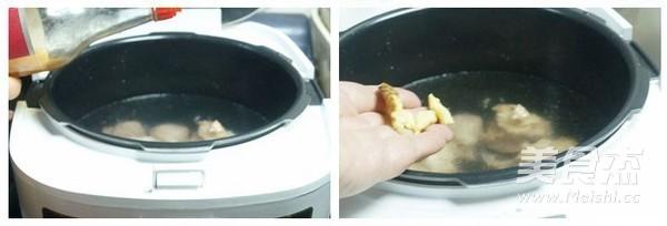 黄豆猪脚汤的做法图解