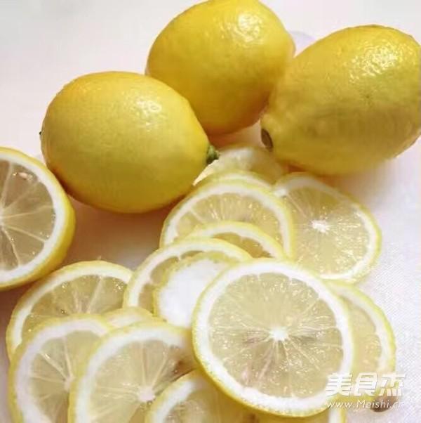冰糖炖柠檬的做法大全