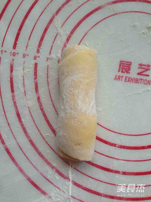 南瓜小面包怎样做