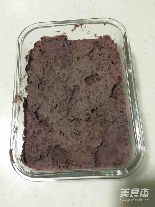 冰糖红豆沙成品图