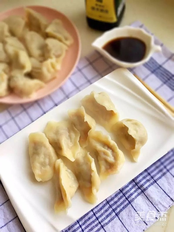 羊肉胡萝卜饺子怎样煮