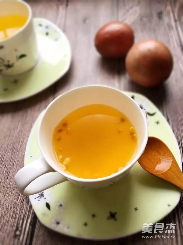 【在冬天也可以神采飞扬】百香果蜂蜜水怎么吃