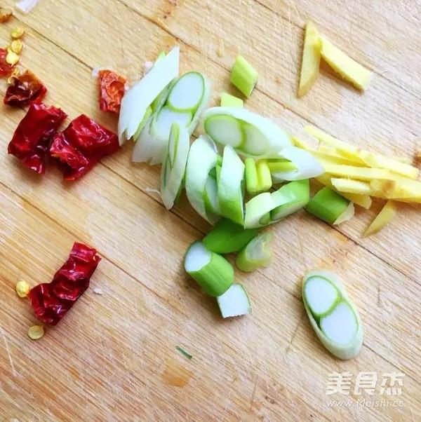 清炒绿豆芽的做法大全