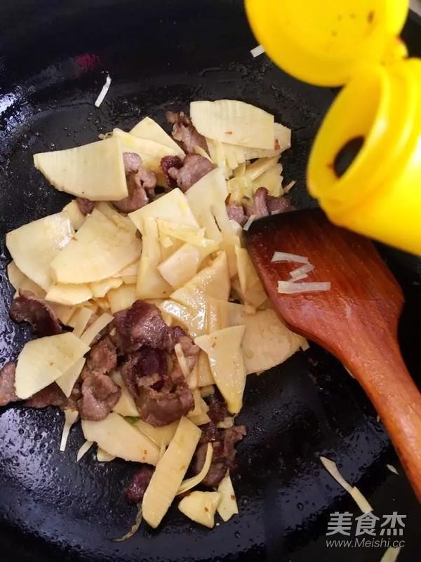 春笋小炒肉怎么煮