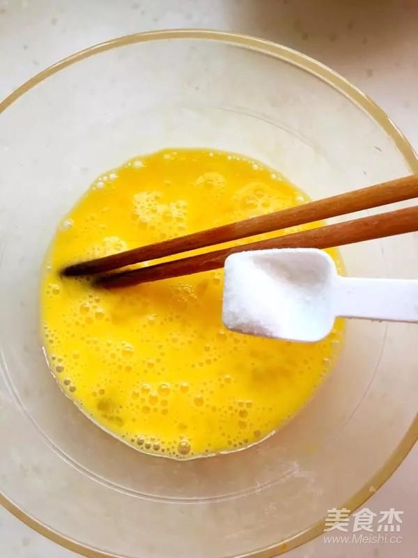香椿炒鸡蛋的简单做法
