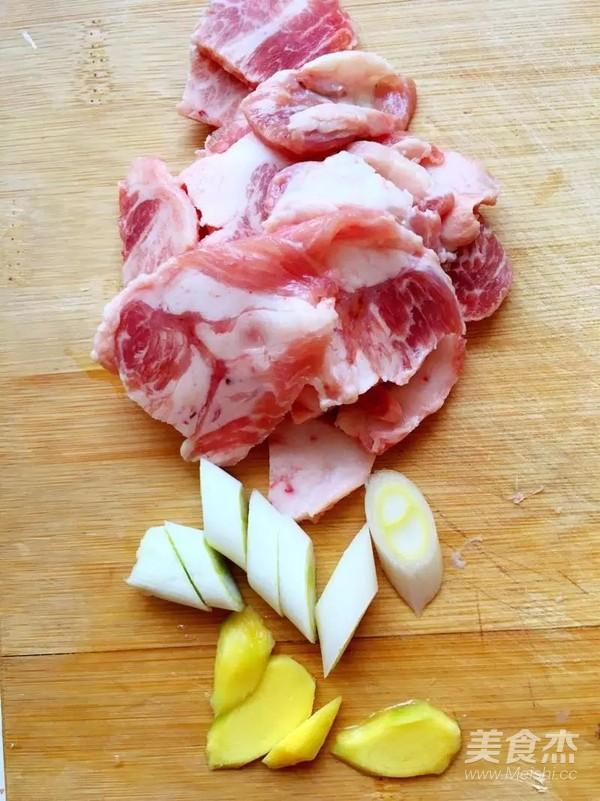 彩椒小炒肉的做法图解