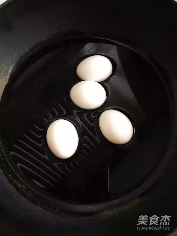 红烧肉卤鸡蛋的做法大全