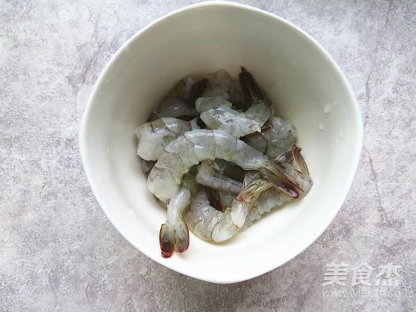 丝瓜炒虾仁的家常做法