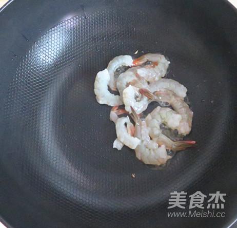 丝瓜炒虾仁怎么炖