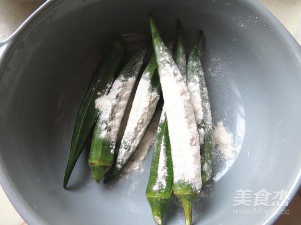 秋葵炒虾仁秋季保胃战的做法大全