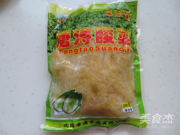 酸白菜猪肉炖粉条的做法大全