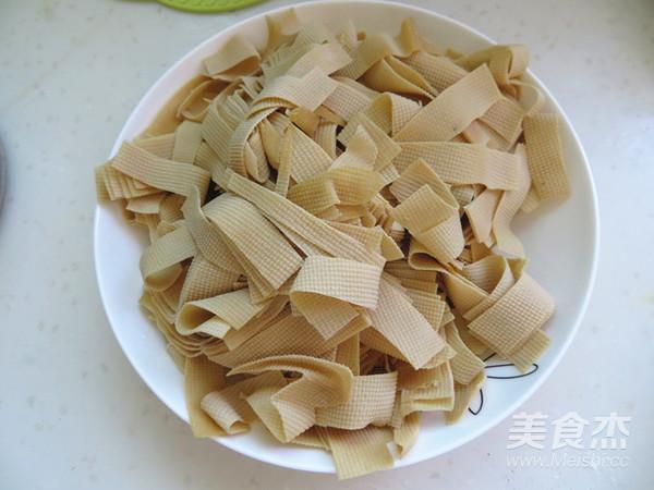 酱香豆腐皮的做法大全