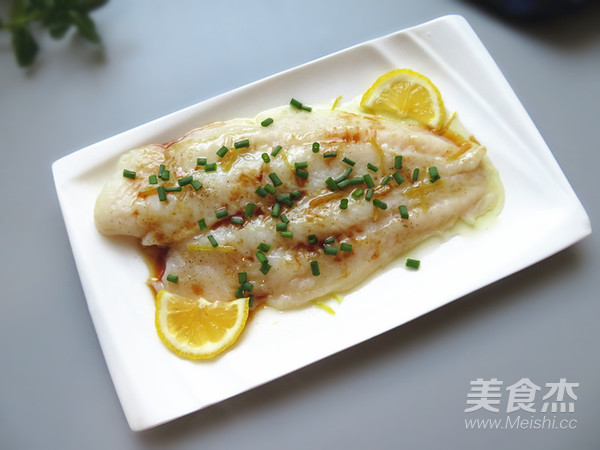 清蒸龙利鱼怎么煮