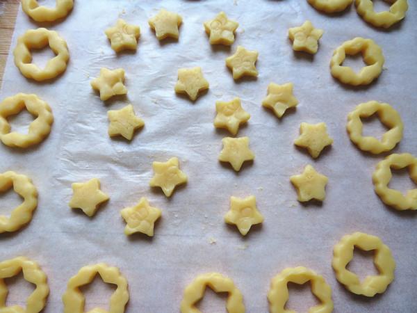黄桃果酱饼干怎样做