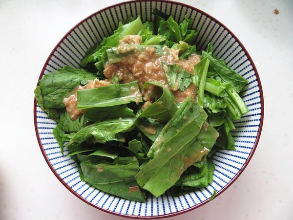 凉拌油麦菜怎么吃