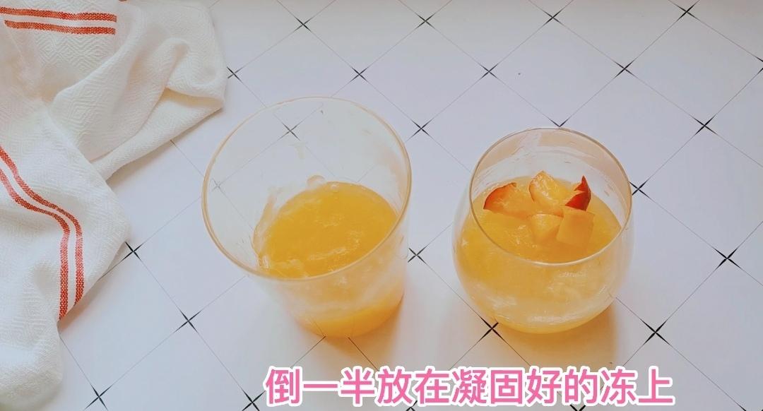 果汁冻的步骤