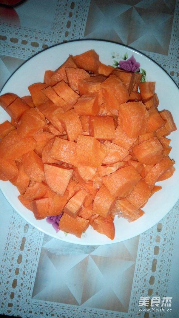 红萝卜橙汁的做法图解