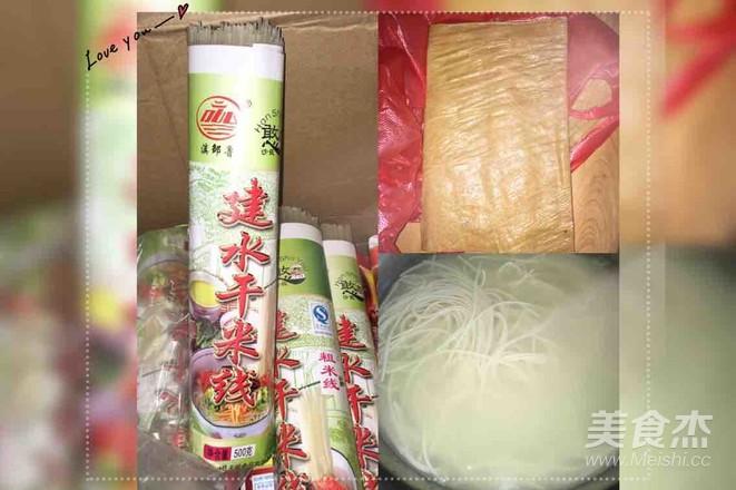 过桥米线之土鸡米线的家常做法
