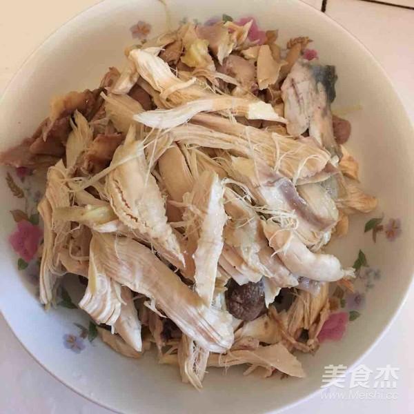 过桥米线之土鸡米线怎么炒