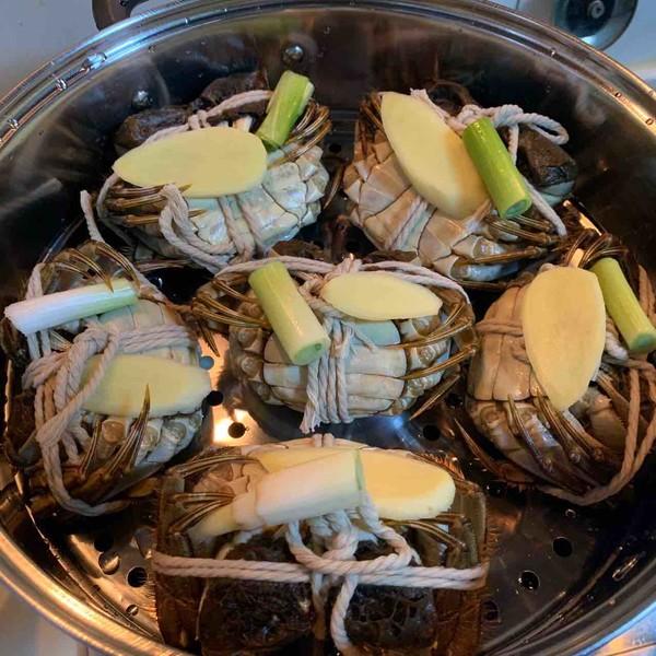 阳澄湖大闸蟹的家常做法