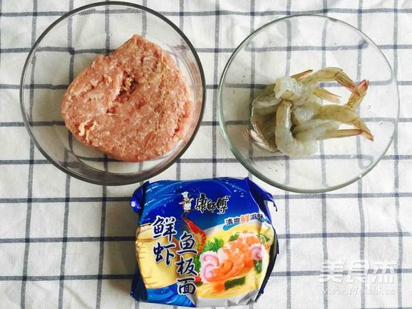 外脆里嫩-炸泡面虾丸的做法大全