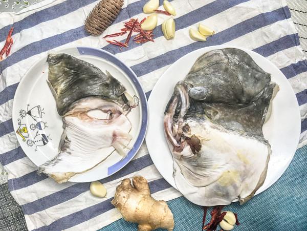红烧碟鱼头的做法大全