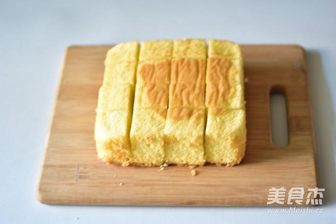 莱明顿蛋糕怎样炒