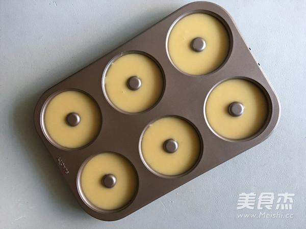 黑白巧克力甜甜圈怎么煮