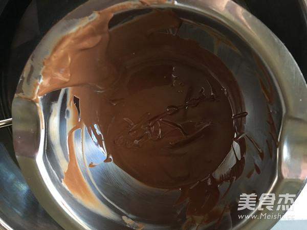 黑白巧克力甜甜圈怎样煮