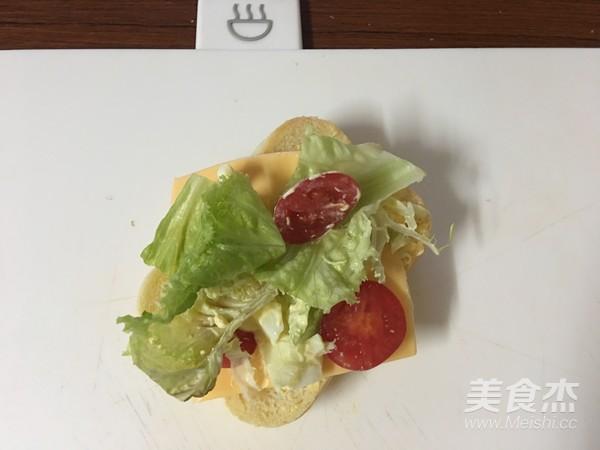 美式金枪鱼三明治怎么做