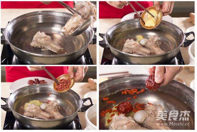 猪骨浓汤锅底的简单做法