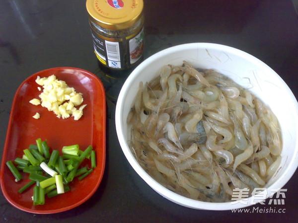 黑椒酱炒河虾的做法大全