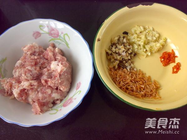 香菇虾米猪肉臊的做法大全