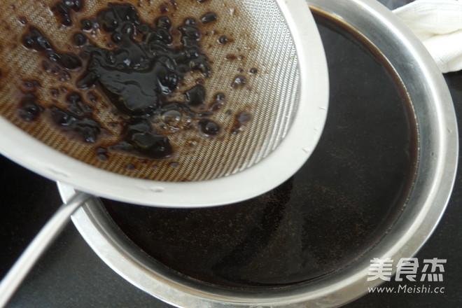 桂花蜂蜜龟苓膏怎么做