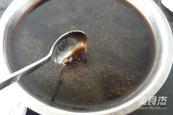 桂花蜂蜜龟苓膏怎么炒