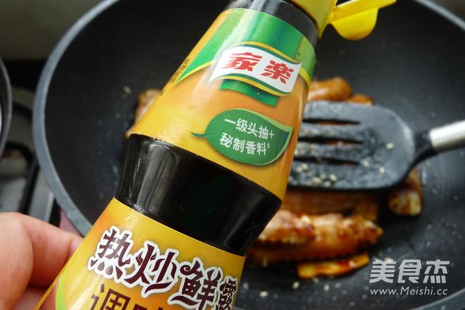 蚝油鸭翅怎么做
