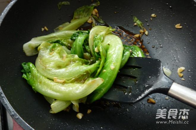蒜香蚝油生菜怎么炒