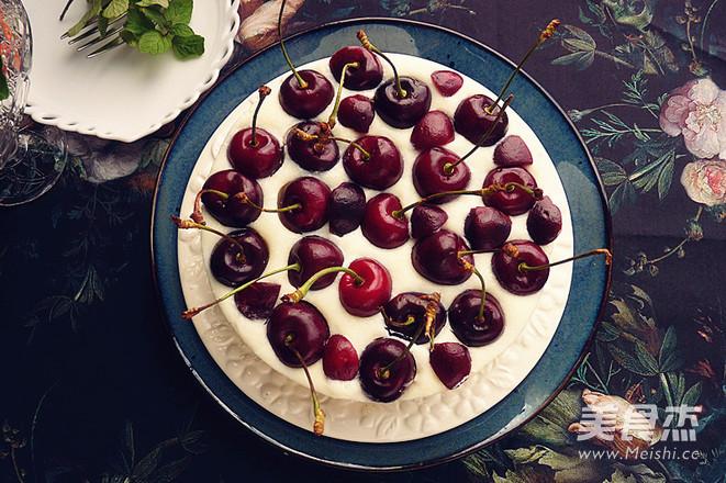 樱桃蛋糕怎样做